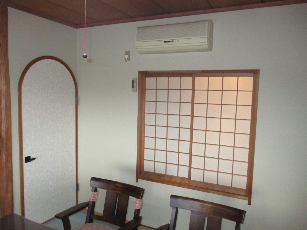 小田原市のW様邸のクロス砂壁リフォーム事例