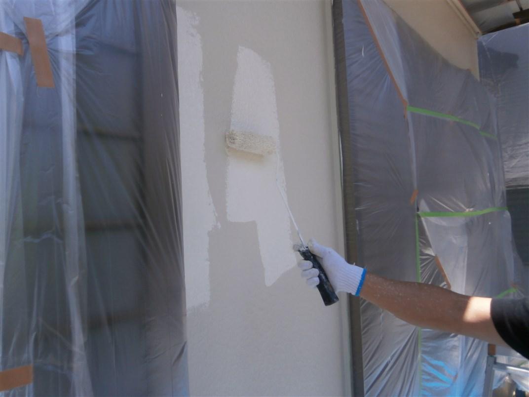 沼津市G様邸のモルタル外壁塗装リフォーム