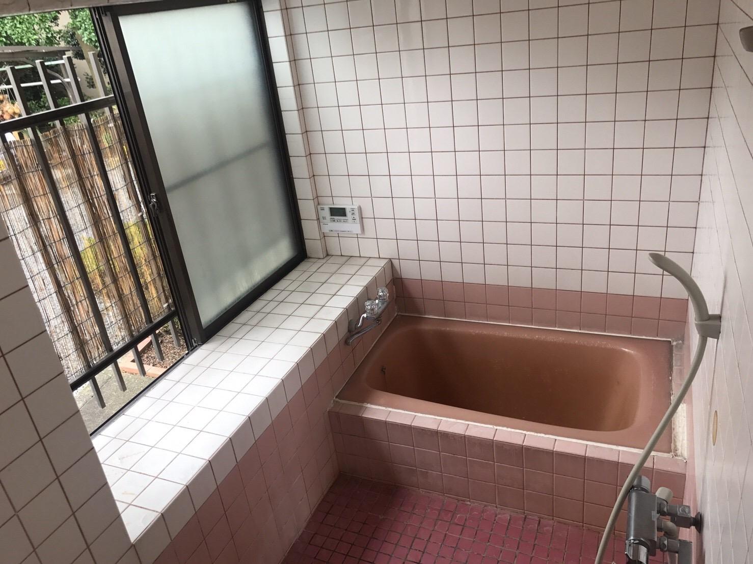 富士市Y様邸の浴室・洗面所リフォーム