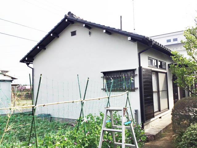 小田原市A様外壁塗装リフォーム事例